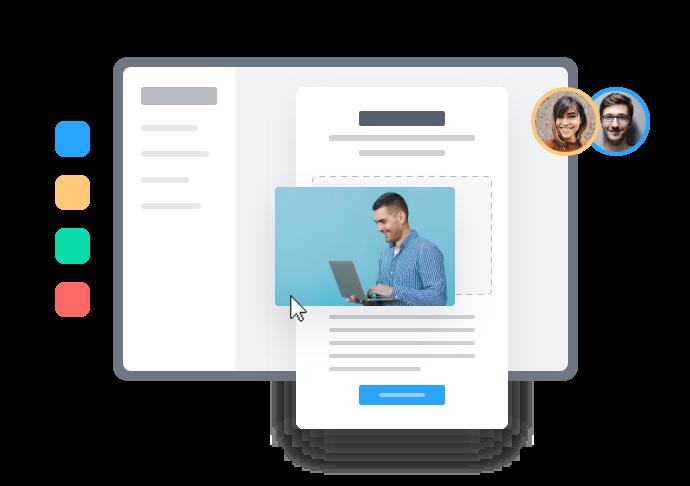 E-mail Design Editor