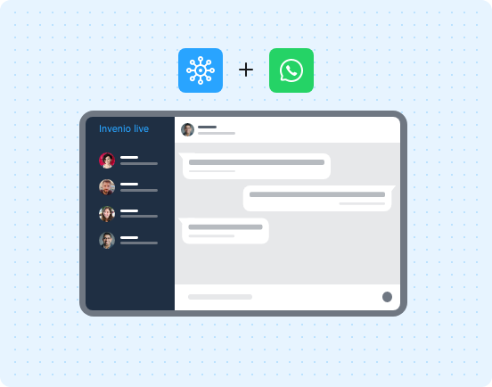 Integrate with WhatsApp Business in 10 minutes, free trial using our sandbox